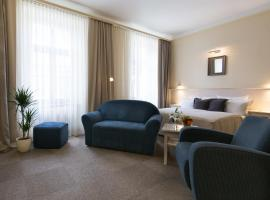 Unitas Hotel, hotel near Czech National Theatre, Prague