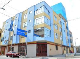 Primavera Plaza Hotel, hotel en Tacna