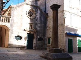Leut Apartment, budget hotel in Korčula