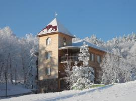 Park-hotel Hvalynskiy, hotel in Khvalynsk