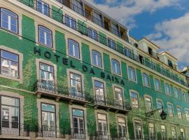 Hotel da Baixa, hotel near Santa Justa Elevator, Lisbon