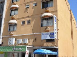 CHA Klein Ville Light, hotel in Esteio