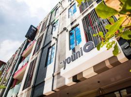 the youniQ Hotel, Kuala Lumpur International Airport, hotel in Sepang
