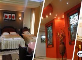 Hotel Dinamika, hotel in Tetovo