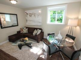 Sophia Suite, apartment in Vancouver
