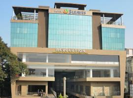 Hotel 3 Leaves, family hotel in Kolhapur