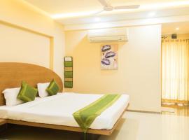 Treebo Trend Jog Centre Nagpur, hotel near Dr. Babasaheb Ambedkar International Airport - NAG,