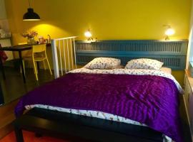 Bed and Breakfast Berglust, hotel in Rotterdam