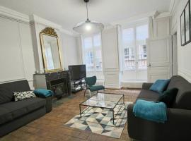 Appartement Saint Jean, ξενοδοχείο κοντά σε Βασιλική της Παναγίας της Φουρβιέρ, Λυών