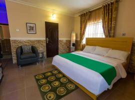 Berbera Palace Royale, hotel in Abuja