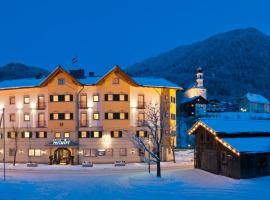 Familienresort Reslwirt, hotel i Flachau