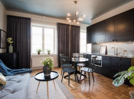 Forenom Aparthotel Stockholm Bromma- contactless check-in, hotell i Stockholm