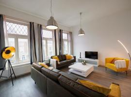 Harlingen oldtown apartment, hotel near Harlingen Haven Station, Harlingen