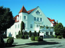 Hotel Daniels, hotel in zona Aeroporto di Monaco di Baviera - MUC, Hallbergmoos