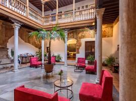 Palacio de Santa Inés, hotel in zona Alhambra, Granada
