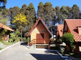 Hotel Cabana Jardim de Flores, inn in Gramado