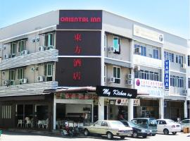 Oriental Inn, budget hotel in Kuching