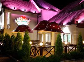 Complex Mukhomor, готель у Полтаві