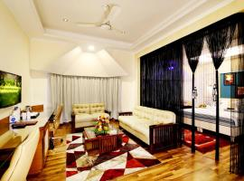Hotel Blue Nile, accessible hotel in Kannur