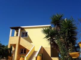 Chrysanthi Melitsa apts., holiday home in Sidari