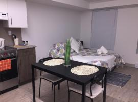 Residential Apartment in Centre Ville - Montreal, hotel near Berri Uqam Metro Station, Montreal