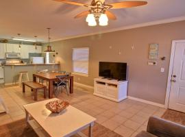 Los Cabos 2, apartment in South Padre Island