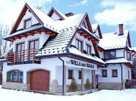 Willa Nad Białką, hotel near Grapa Litwinka 1 Ski Lift, Białka Tatrzanska