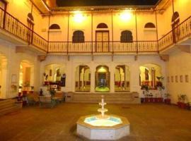 Dev Niwas - Heritage Hotel, hotel in Būndi