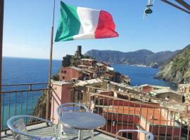Affittacamere Elisabetta, vacation rental in Vernazza