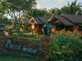 Cocco House, resort in Ao Nang Beach