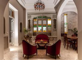 Maison d'Hôtes Dar Ennassim, B&B in La Marsa