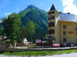 Меридиан, отель в Домбае