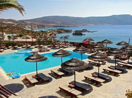 Aegean Village Hotel & Bungalows, hotel in Amoopi