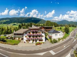 Hotel Gratschwirt, hotel a Dobbiaco
