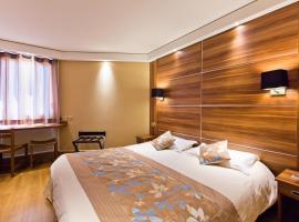 Hotel Novel Restaurant La Mamma, hôtel à Annecy près de: Pilot