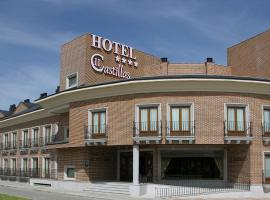 Hotel II Castillas Ávila, hotel near Bulevar-Carrefour Commercial Center, Ávila