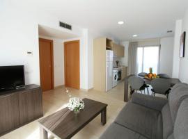 Edifici Violetta, apartment in Empuriabrava