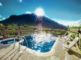Shushupe Hotel, hotel with jacuzzis in Tingo María