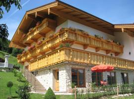 Bergpanorama Ferienwohnungen, Hotel in der Nähe von: Hochplattenbahn, Marquartstein