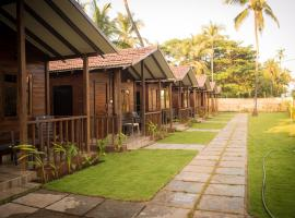 Ciiroc Hotel, resort in Morjim