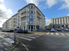 Agena, hotel in Brest