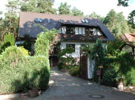 Hotel Tannenspitze, Hotel in Lutherstadt Wittenberg