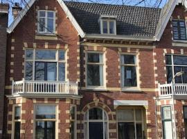 hidden pearl family home, budget hotel in Haarlem
