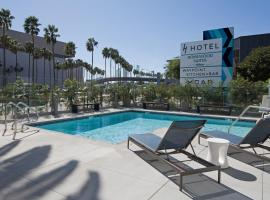 Homewood Suites By Hilton Los Angeles International Airport, hotel in Los Angeles