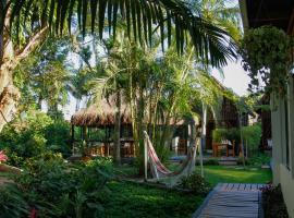 Malie Chalés, hotel in Ilha do Mel