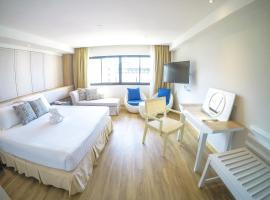 Hiran Residence, отель в Патонг-Бич