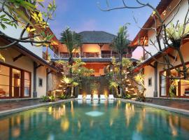 Korurua Villa, hotel near Neka Art Museum, Ubud