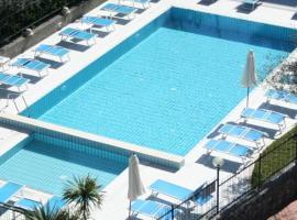 Hotel Residence Garden, hotel ad Alassio