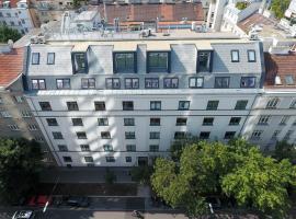 Nadland Apartment Wehlistrasse, accessible hotel in Vienna