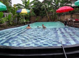 Kali Catur Resort, hotel di Madiun